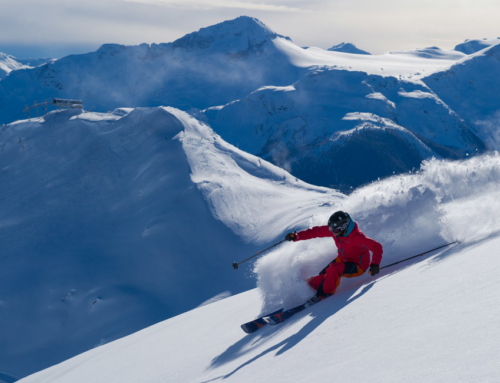 Whistler Blackcomb Set to Open November 23, 2017